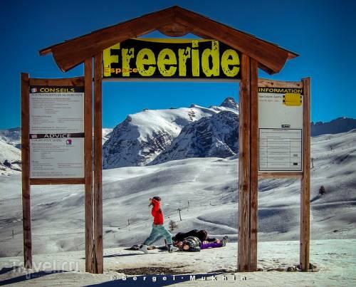 Неоконченная пьеса для лыж и сноуборда
