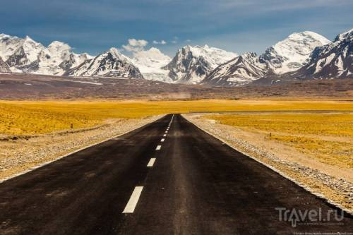 Тибет. Дорожные зарисовки