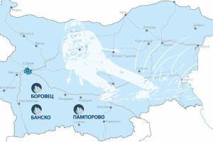 Болгария запустила новый модуль для изучения горнолыжных трасс страны