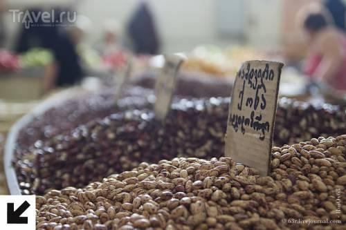Вся Аджария в одном месте. Батумский рынок
