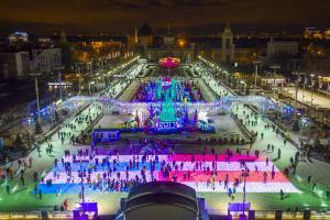 Россия: Каток ВДНХ установил мировой рекорд