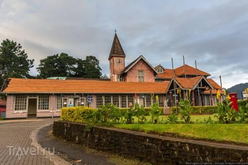 Шри-Ланка. Нувара-Элия
