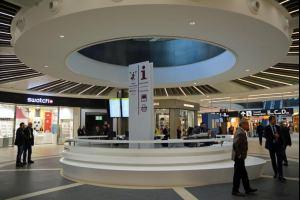 Италия: Аэропорт Фьюмичино открыл новую зону вылета