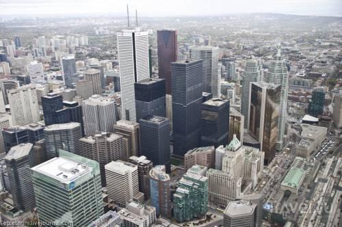 Торонто 360. CN Tower