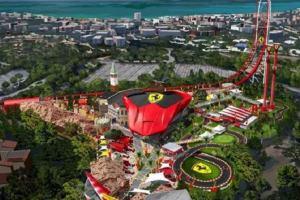 Испания: Ferrari Land начинает продажу билетов на аттракционы