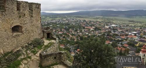 Венгрия: крепость Шюмег