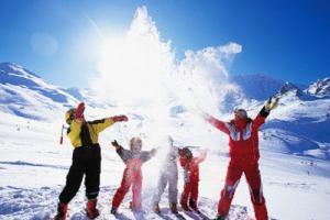 Россия: В Сочи будет единый ски-пасс