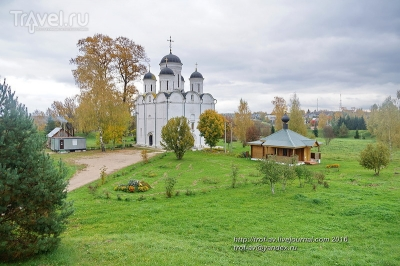 Микулино Городище на Шоше (Микулинский кремль)