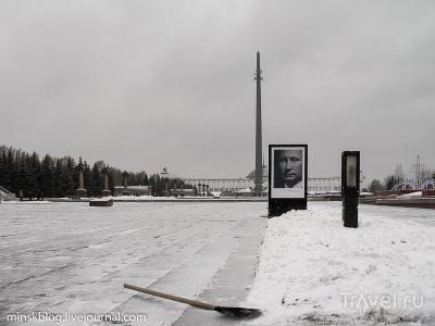 Парк Победы или как освоить 135 гектаров Москвы