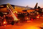 В Индии открылся ресторан в самолете