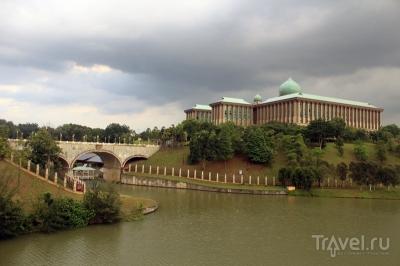 Малайзия: Путраджая - недоделанная новая столица