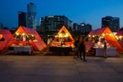 В Сеуле открывается сезон ночных рынков
