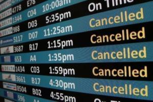 Авиакомпания Finnair отменяет 90 рейсов