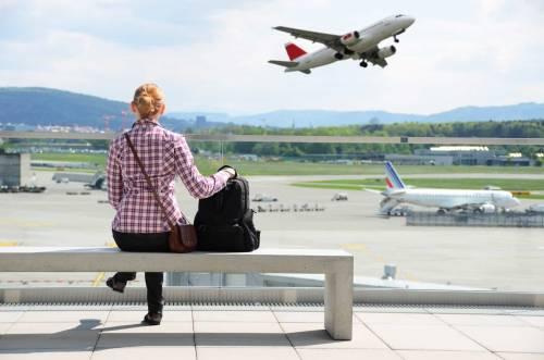 Первый рейтинг пунктуальности аэропортов иа/к